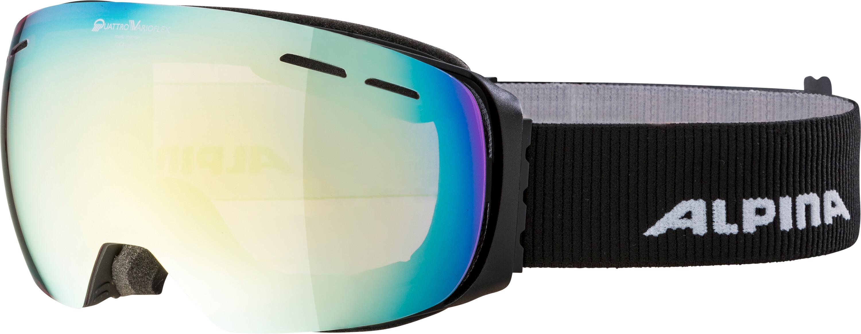 Alpina Granby QVMM Goggles Black At Addnaturecouk - Alpina goggles